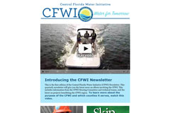 Sign up for the CFWI quarterly newsletter